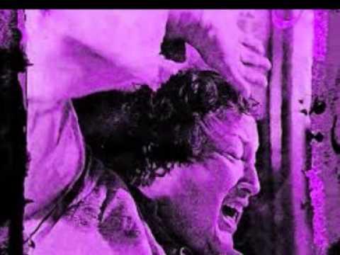 Sari Sari Raat Teri Yaad Satave - Ustad Nusrat Fateh Ali Khan video