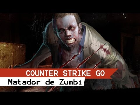 Counter-Strike - Global Offensive Manson O Matador de ZUMBI - GAMEPLAY