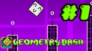 Geometry Dash #1 | This Music Is So AMAZING!