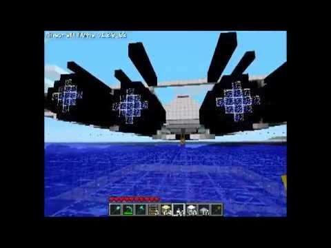 Star Wars Venator Republic Star Destroyer in Minecraft - Work in Progress