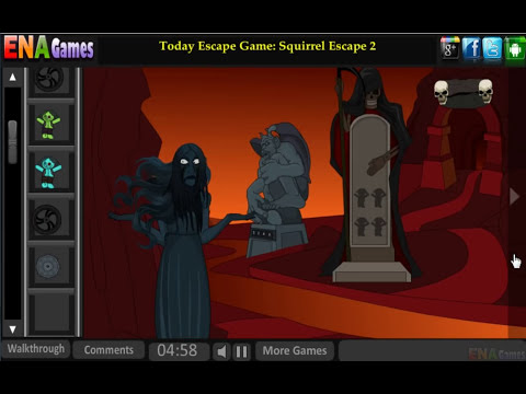 Escape From Halloween Hell Walkthrough