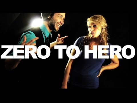 Zero To Hero (from Disney's 'hercules') - Jonathan Young Feat. Savannah Stuckmayer video