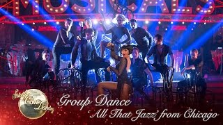 Group Dance: 'All That Jazz' from Chicago - Strictly Come Dancing 2016: Week 11