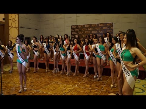 Miss Tourism Philippines Media Presentation Part 1