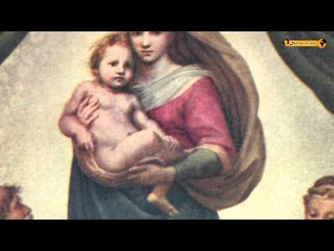 Raffael Sixtinische Madonna Sistine Madonna