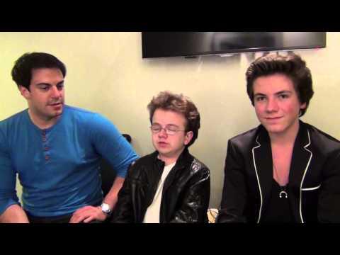 MyLife:  Keenan Cahill & Jordan Jansen (Watch Our Roar Video)