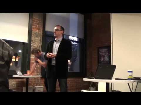 Bitcoin Primer for Business and Media: Vancouver Bitcoin Meetup