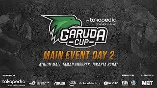 Garuda Cup: Streaming Final Turnamen Mobile Legends & PUBG 2018 Day 2