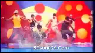 Leela Leela Leela by Priya Amar Jan 2015 Movie song ft. Shakib khan & Apu-BDsong24Com