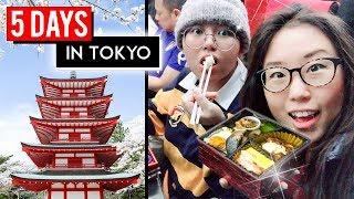 5 DAYS IN TOKYO ? Japan Travel Vlog ft. Heyitsfeiii