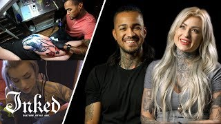 How Did You Start Tattooing? | Tattoo Artists Answer