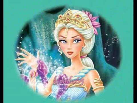 a tale mermaid barbie: