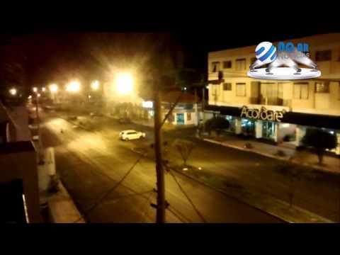 Motorista é filmado fazendo manobras perigosas em Três de Maio