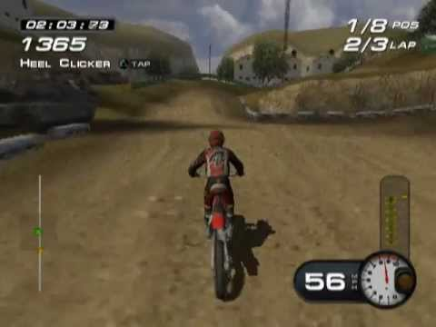 MX Superfly (PS2 Gameplay)
