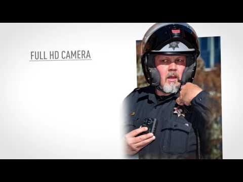 16163 Panasonic Arbitrator Body Worn Camera MK3