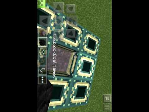 Minecraft pe 0.9.5 REAL way to spawn HEROBRINE