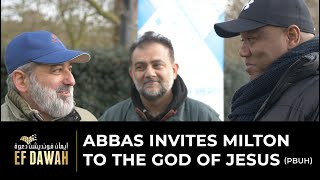 Video: Let's Worship The Father, God of Jesus - Abbas London vs Milton
