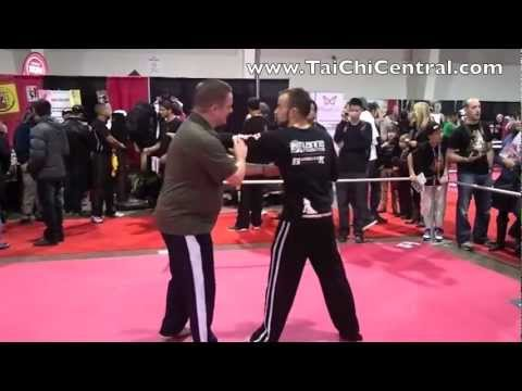 Tai Chi vs MMA (Who is nicer?)
