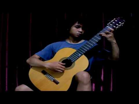 Armandinho - Choro No.2 (firmansyah Janitra Cover) video