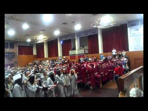 Bishop Stang High School Graduation - June 1, 2014