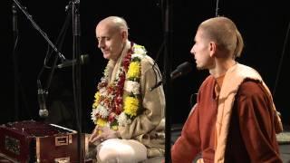 """2011.09.27. """"The Mantra Express"""" Lecture by HG Sankarshan Das Adhikari - Tallinn, Estonia"""