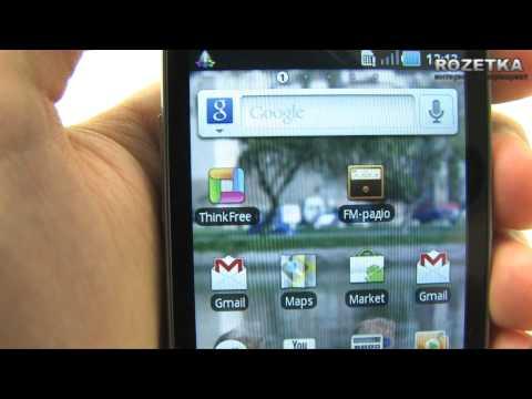 Обзор смартфона Samsung Galaxy Ace S5830