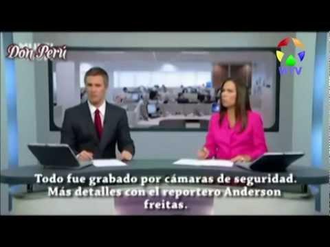 Video de ladrón de farmacia
