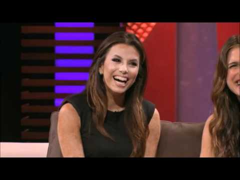 Eva Longoria explains 'pocket rocket' on ROVE LA