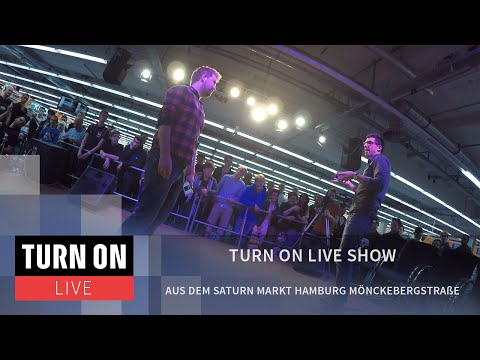 TURN ON Live Show vom 10.10.2015 (Schnitt-Version)