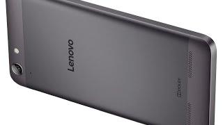 Видео обзор смартфона Lenovo A6020 (K5) 16 Гб серый
