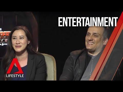 Joe Russo And Trinh Tran Talk Avengers: Infinity War | CNA Lifestyle