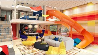 Ultimate Family Suite del Symphony of the Seas