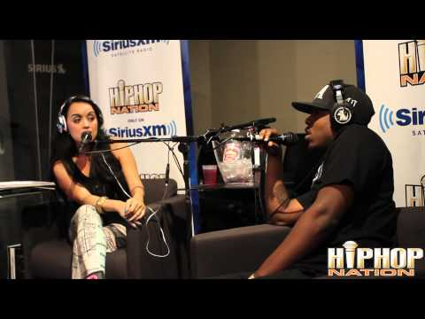 Kendrick Lamar Freestyles On Invasion Radio!