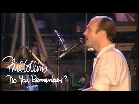 Phil Collins - Do You Remember (Official) Music Videos