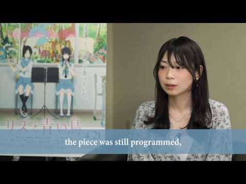 The Making Of Liz And The Blue Bird   Volume 1