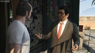 GTA 5 (PS4) - Mission #15 - Trevor Philips Industries [Gold Medal]