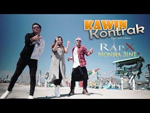 Download  RapX ft. Nonna 3in1 - Kawin KOntrak    Gratis, download lagu terbaru