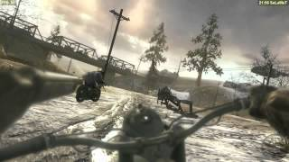 Call of Duty - Black Ops SP Bike Driving Yeah