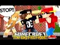 Minecraft Adventure - LITTLE ROPO GETS INTO A FIST FIGHT!!!