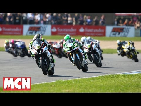 2015 BSB Donington: Race 1 Highlights | Sport | Motorcyclenews.com