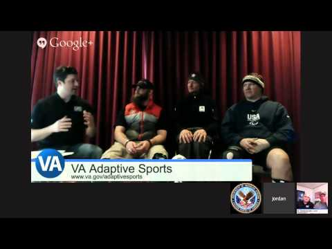 VA Adaptive Sports Hangout