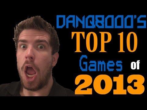 DanQ8000's Top 10 Games Of 2013
