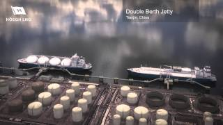 FSRU exhibition film for Höegh LNG