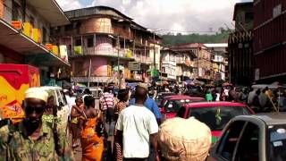 Sierra Leone Tourism: Freetown (by NTBSL)