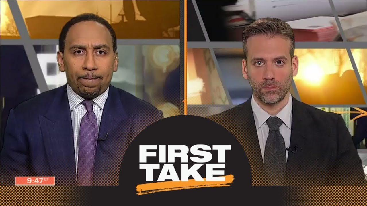 Stephen A. Smith says Knicks can't be ignored | First Take | ESPN