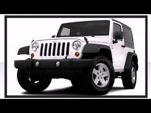 2012 Jeep Wrangler Video