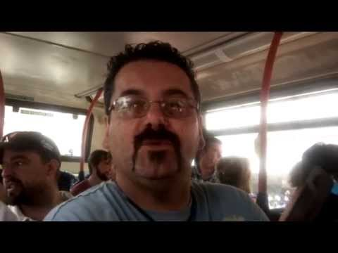 Kent beer festival 2014 on the bus