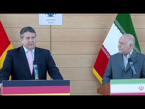 Iran and Germany move to revive economic ties