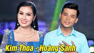 Nhịp Cầu Tri Âm - Kim Thoa ft Hoàng Sanh   Bản Bolero Song Ca HAY NHẤT TỪNG NGHE MV HD