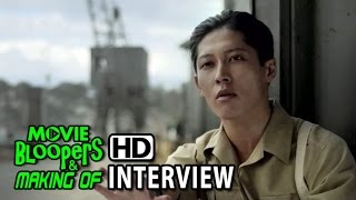 Unbroken (2014) Behind The Scenes Movie Interview - MIYAVI (Watanabe Aka The Bird)
